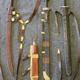Seax, scramaseax et épées avec leur fourreau obligatoire