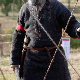 Tunique épaisse en laine pour le combat