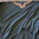 Tunique en laine simple, suffisament ample pour dissimuler des protections